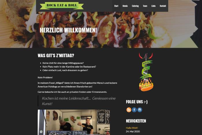 Herzlich Willkommen auf unserer neuen Webseite!